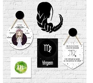 Kit Decoração Virgem
