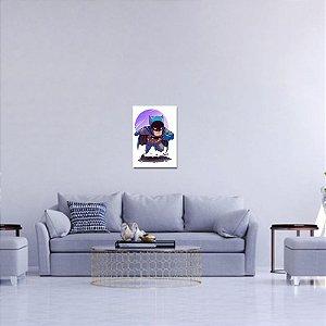 Quadro Decorativo Decoração Batman