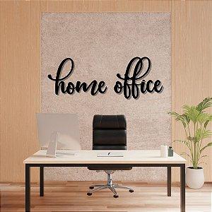 Palavra de Parede Home Office
