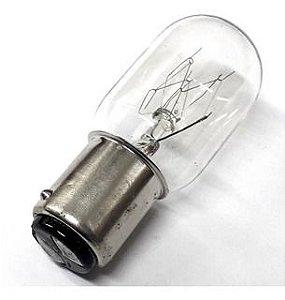 LAMPADA DE ENCAIXE 220V IMPORTADA BAIONETA BA15D