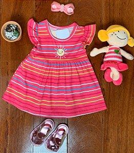 Vestido Sol Pink