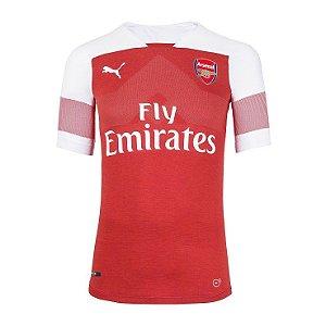 1a9dff8909 Camisa do Arsenal 2018 2019 Original Puma Lançamento - futtudo as ...