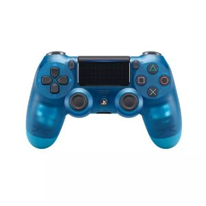Controle Dualshock 4 PS4 Blue Crystal - Sony