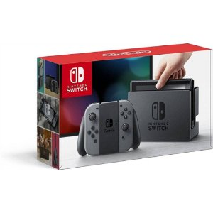 CONSOLE NINTENDO SWITCH - GRAFITE