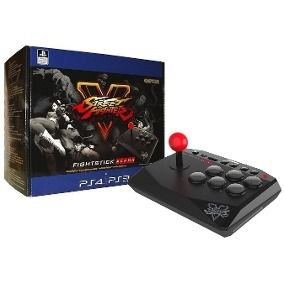 Controle Ps4 Arcade Street Fighter