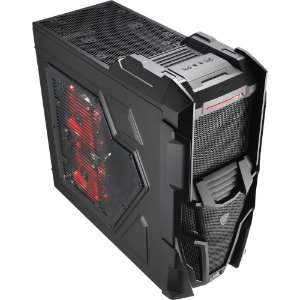 Gabinete Mechatron the ultimate gaming - black edition