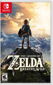 Jogo Nintendo Switch THE LEGEND OF ZELDA BREATH of The WILD