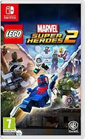 JOGO Nintendo Switch MARVEL Super Heroes 2