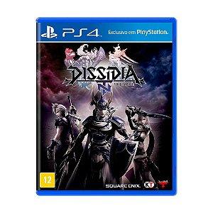 Jogo Dissidia Final Fantasy NT - PS4