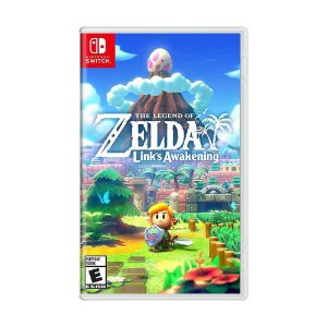 Jogo The Legend of Zelda: Link's Awakening - Switch