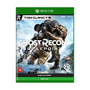 Jogo Tom Clancy's Ghost Recon Breakpoint (Edição de Lançamento) - Xbox One