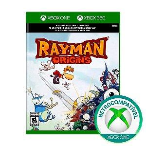 Jogo Rayman Origins - Xbox 360 e Xbox One