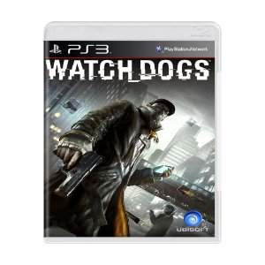 Jogo Watch Dogs - PS3 (seminovo)
