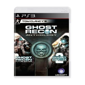 Tom Clancy's Ghost Recon Anthology - PS3 (seminovo)