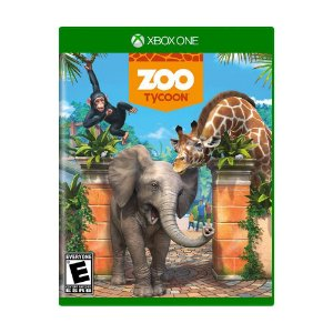 Jogo Zoo Tycoon - Xbox One (Seminovo)