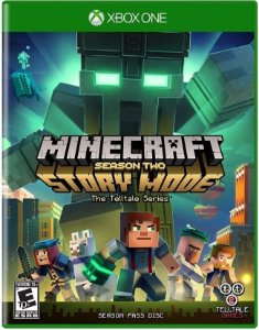 Jogo Minecraft: Story Mode - Season Two - Xbox One (Seminovo)