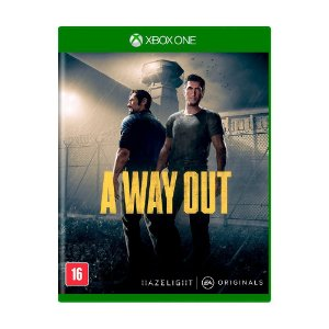 Jogo A Way Out - Xbox One (Seminovo)