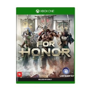 Jogo For Honor - Xbox One (Seminovo)