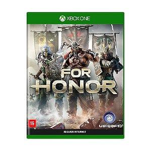 Jogo For Honor - Xbox One (Seminovo)