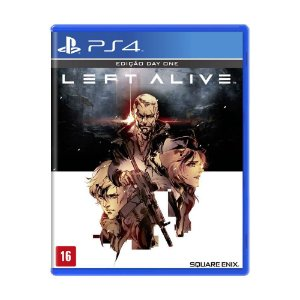 Jogo Left Alive (Edição Day One) - PS4