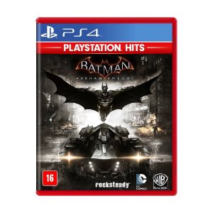 Jogo Batman: Arkham Knight - PS4 - Seminovo