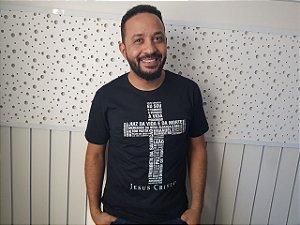 Jesus Cristo (CRUZ) Unissex