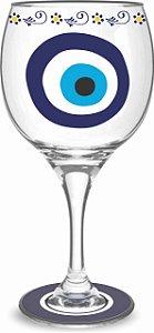 Taça De Gin Olho Grego