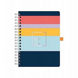 Caderno Allegro Listras