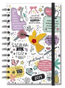 Agenda 2019 Beija-flor