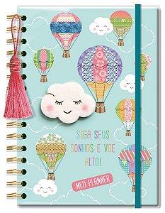 Planner Permanente Nuvem e Balão