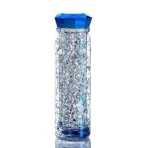 Garrafa Diamante Azul