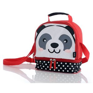 Lancheira Térmica Infantil Panda