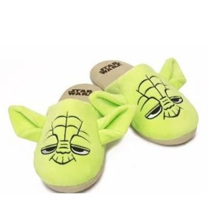 Chinelo 3D Yoda
