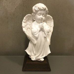 Anjo da Guarda Rezando