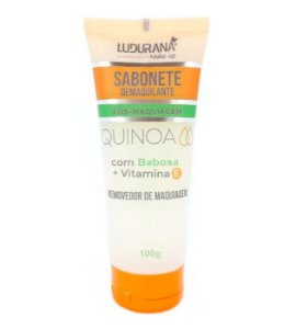 Sabonete Pós - Maquiagem QUINOA - Ludurana