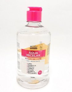 Água Micelar 500 ml - Face Beautiful