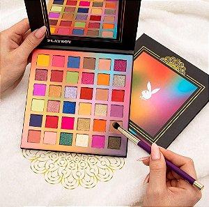 Paleta de Sombras 36 cores Playboy