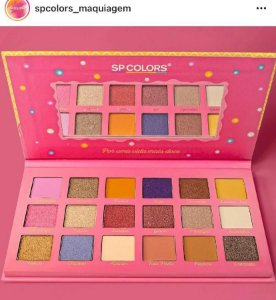 Paleta de Sombras Sweet Candy - SP Colors