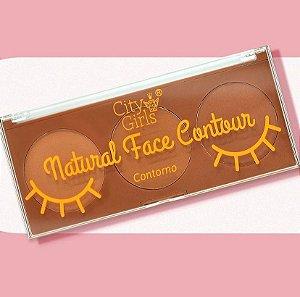 Contorno Facial Natural Face Contour - City Girls