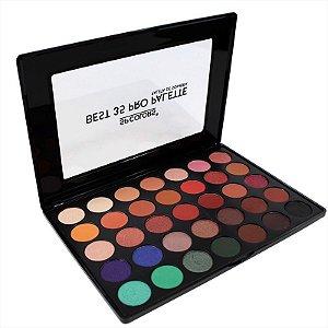 Paleta de Sombras Best Pro Palette Version 1 - SP Colors