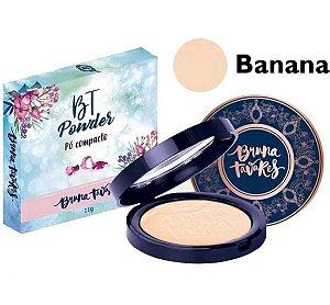 BT Powder- Pó Compacto cor Banana Bruna Tavares