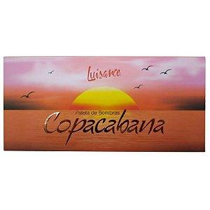 Paleta de Sombras Copacabana Luisance