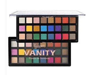 Paleta de Sombras Vanity - Luisance
