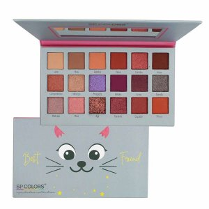 Paleta de Sombras Best Friends Cor B - SP Colors