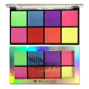Paleta de Sombras Seduction - Bella Femme