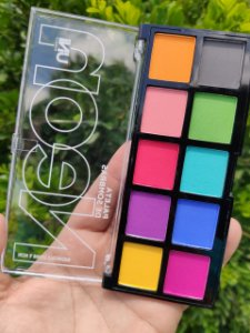 Paleta de Sombras Neon - Uni MakeUp