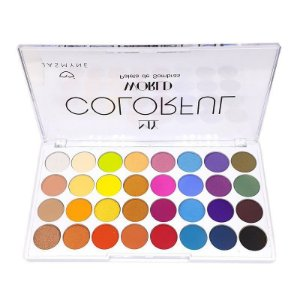 Paleta de Sombras Colorfull World - Jasmyne