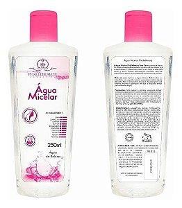 Água Micelar 250 ml PhalleBeauty