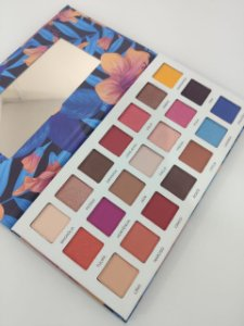 Paleta de Sombras Tropic - Pink 21