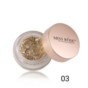 Glitter Prensado para Olhos - Miss Rôse